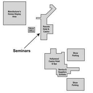 Tunica2016ManufacturedHousingShow-seminars-map